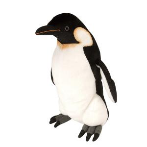 Peluche Pingouin Empereur 30cm