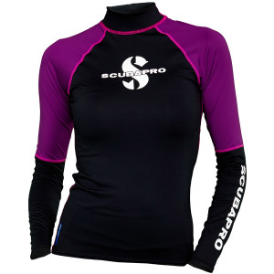 Lycra RASH GUARD JEWEL SCUBAPRO UPF 50