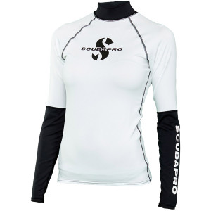 Lycra RASH GUARD SHELL SCUBAPRO UPF 50