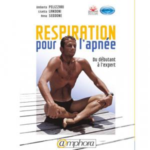 Livre Respiration pour l'apnée AMPHORA
