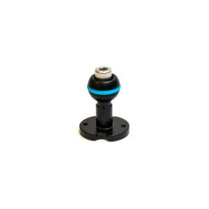 Rotule Boulte 25mm pour platine Simple NAUTICAM