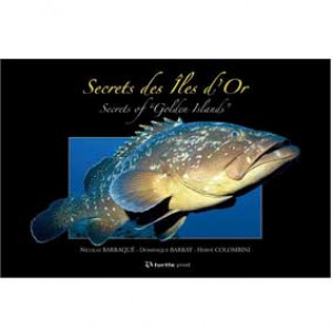 Livre Secrets des Îles d'Or TURTLE PROD