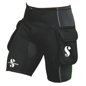 Short CARGO HYBRID SCUBAPRO 1mm