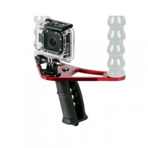 Platine STEADY TRAY IKELITE pour GOPRO bras Pistolet 2601.03-2601.11