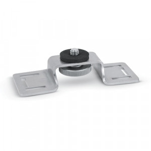 Support BEST DIVERS BASE STAFFA INOX Vis 1/4 US spécial photo