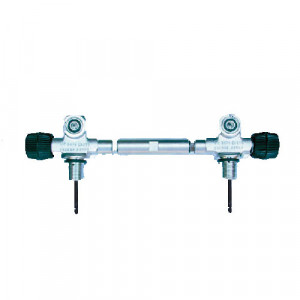 Robinet AIR ESM M25x200 pour BI 2x10L, 2x12L longs
