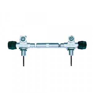Robinet AIR ESM M25x200 pour BI 2x12L court 2x15L 2x18