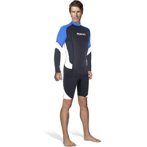 Top RASHGUARD MARES Manches Longues Homme