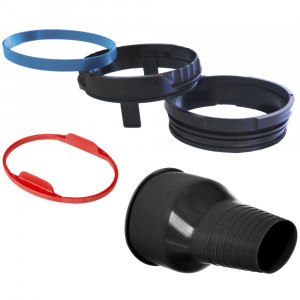 Kit Manchons Silicone ANTARES WATERPROOF Bague Ovale