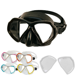 Masque X-CONTACT 2 MINI BEUCHAT + Verres POSITIFS