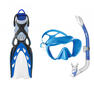 Pack X-STREAM TROPICAL BLEU + Combo Tropical Bleu