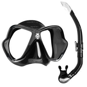 Masque X-VISION ULTRA LIQUID SKIN + Tuba BAY MARES
