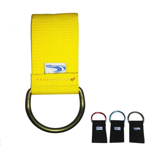 Anneau D-Ring ESM + Sangle 5cm