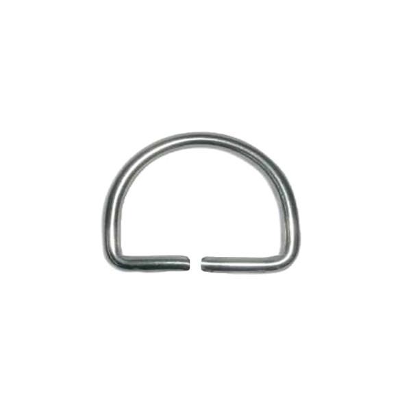 Anneau D-Ring ESM Inox Ouvert