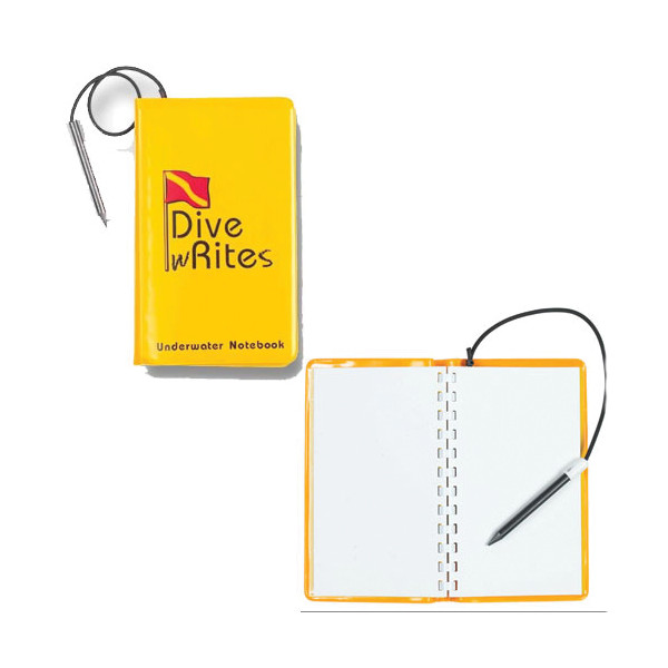 Carnet Immergeable NOTEBOOK DIVE RITE