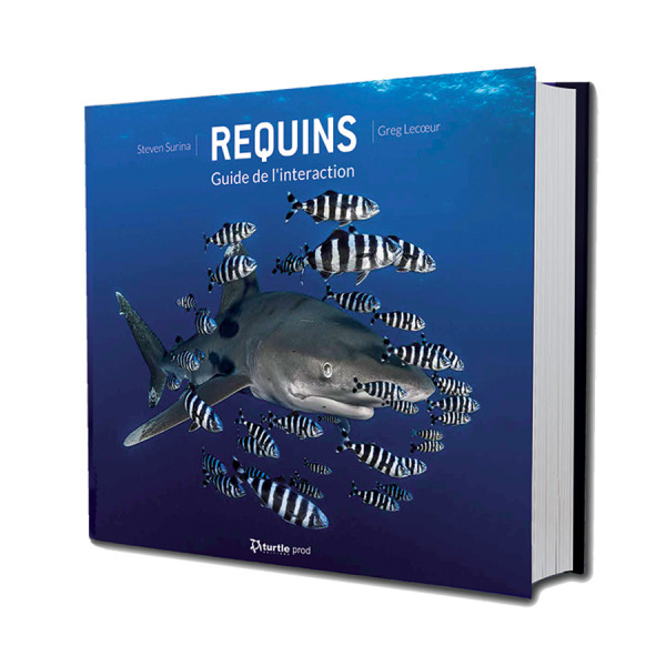 Livre REQUIN Guide de l'interaction TURTLE PROD