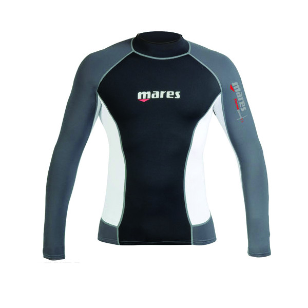 Top THERMOGUARD MARES 0.5mm Manches Longues Homme 2016