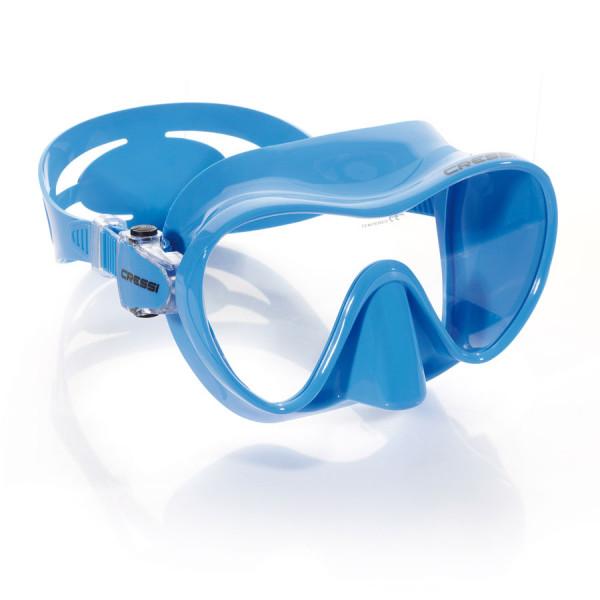 Masque F1 CRESSI Bleu