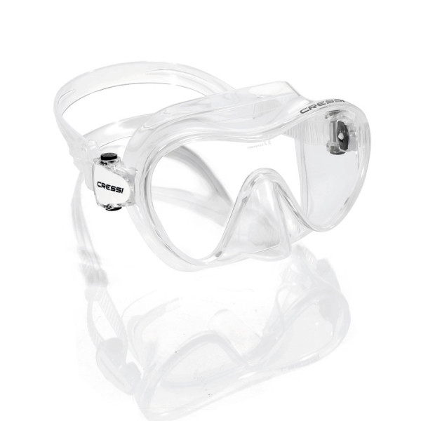 Masque F1 CRESSI Clear