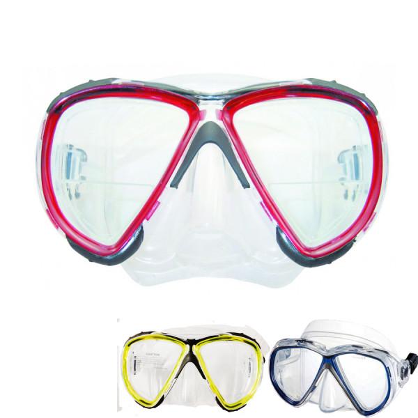 Autocollant loupe de lecture pour masques de plongée
