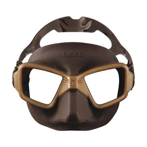 Masque ZERO 3 - OMER Mimétic Brown