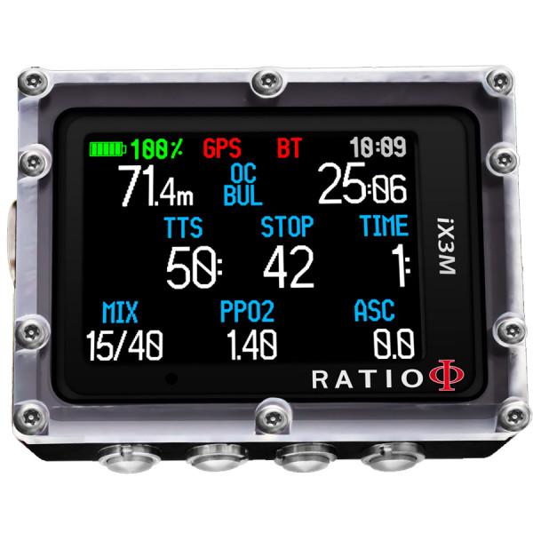 Ordinateur RATIO IX3M Tech+